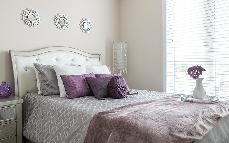 Smart Townes Bedroom