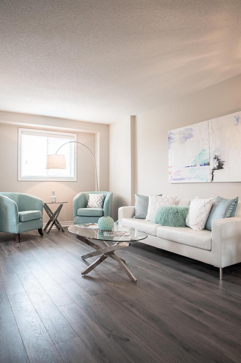 Smart Townes Living Room