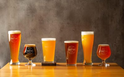 """Hand""""Craft""""ed Brews: A Guide to Niagara's Best Breweries"""